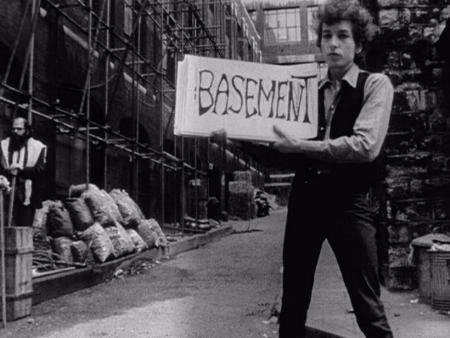 Bob Dylan – Don't Look Back - divulgação