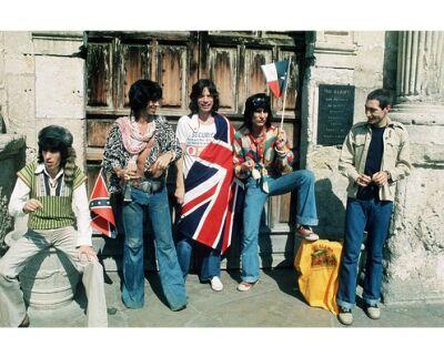 Rolling Stones - Gimme Shelter - Divulgação