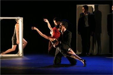Tango sob dois Olhares, da Raça Cia. de Dança – Divulgação