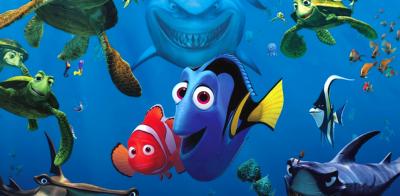 Procurando Nemo - Divulgação