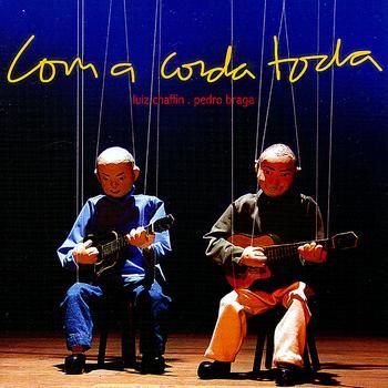 Reprodução da capa do CD Com a Corda Toda