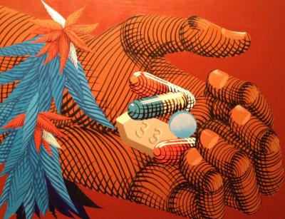 II Bienal Internacional Graffiti Fine Art - Foto Estela Madalosso