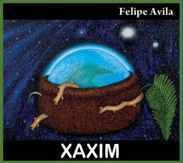 Xaxim - Capa - Felipe Ávila