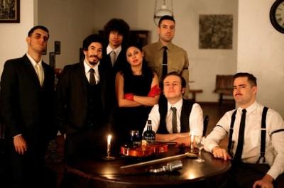 Banda Leprechaun - Divulgação